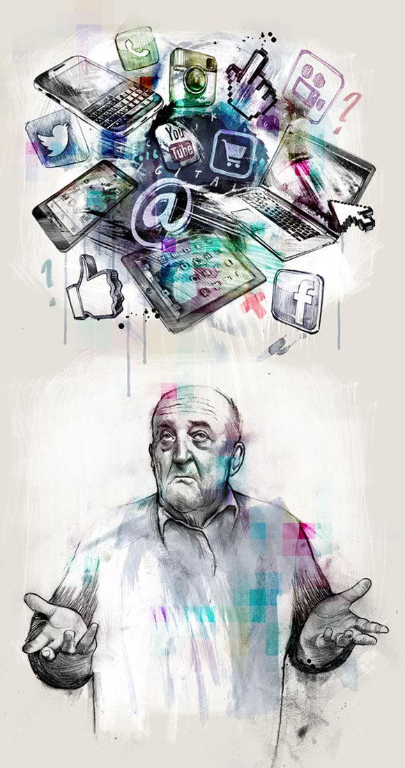 Technik - Kornel Illustration | Kornel Stadler portfolio