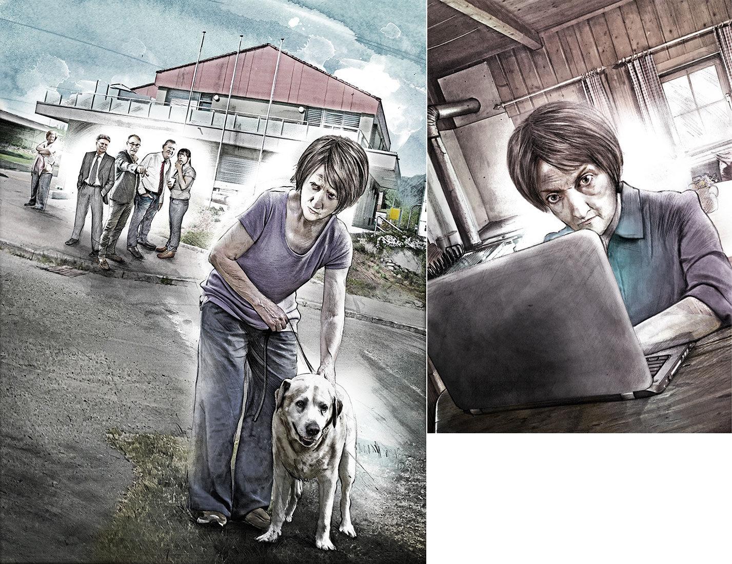 Beo - Kornel Illustration | Kornel Stadler portfolio