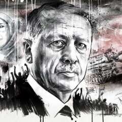 Work Erdogan Die Zeit 2866 1412 1000 Kornel Illustration | Kornel Stadler