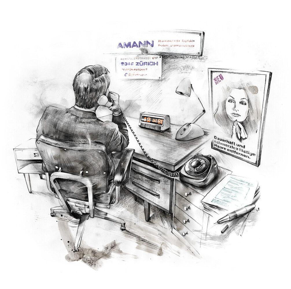 Amann - Kornel Illustration   Kornel Stadler portfolio