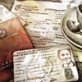 Client Arbeit Passport travel illustration roots reserch Kornel Illustration | Kornel Stadler