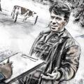 Client Arbeit Story illustration realistic farmer Kornel Illustration | Kornel Stadler