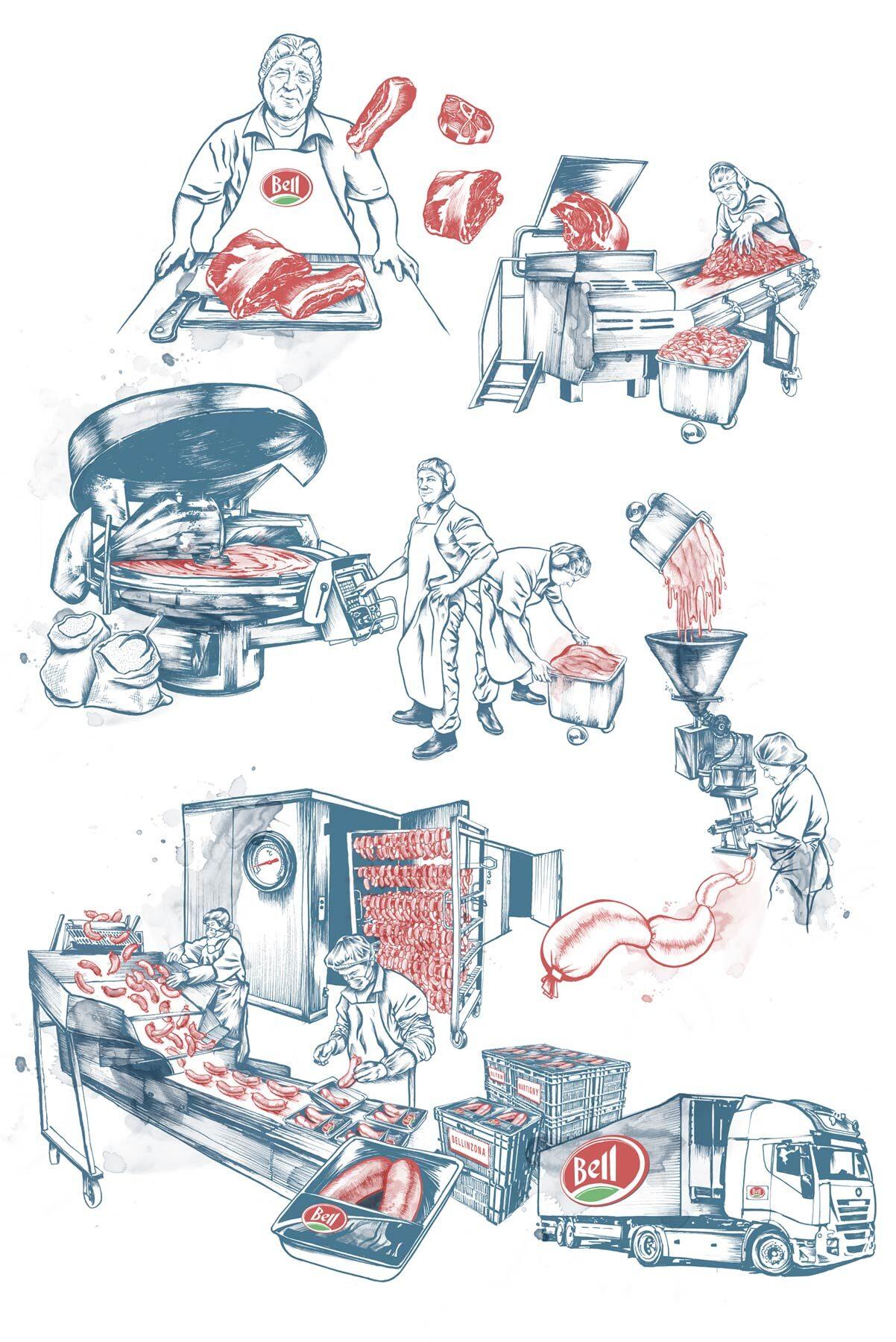 Kornel stadler illustration 1414 - Kornel Illustration   Kornel Stadler portfolio
