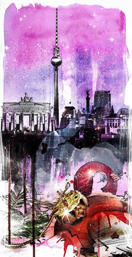 Berlin - Kornel Illustration | Kornel Stadler portfolio
