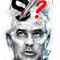 Client Arbeit Alain berset bundesrat impfpflicht corona politik portrait llustration Kornel Illustration | Kornel Stadler