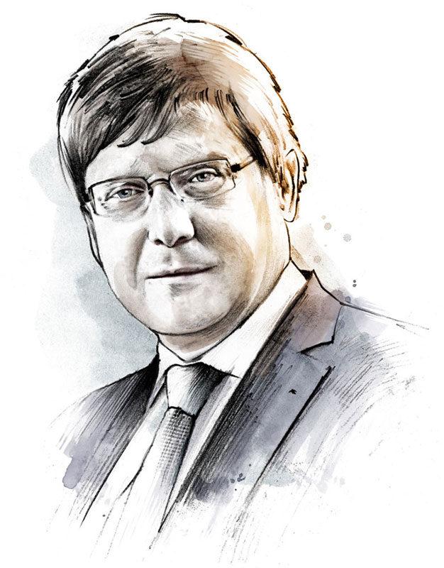 Christian Hiller von Gaertringen2 - Kornel Illustration | Kornel Stadler portfolio