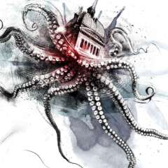 Work Octopus 3116 1166 1100 Kornel Illustration | Kornel Stadler