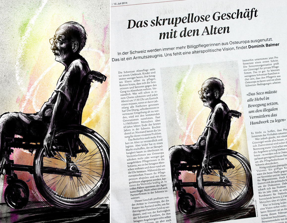 Foto SZ1 - Kornel Illustration   Kornel Stadler portfolio