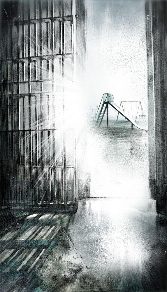 Kommentarillustration - Kornel Illustration | Kornel Stadler portfolio