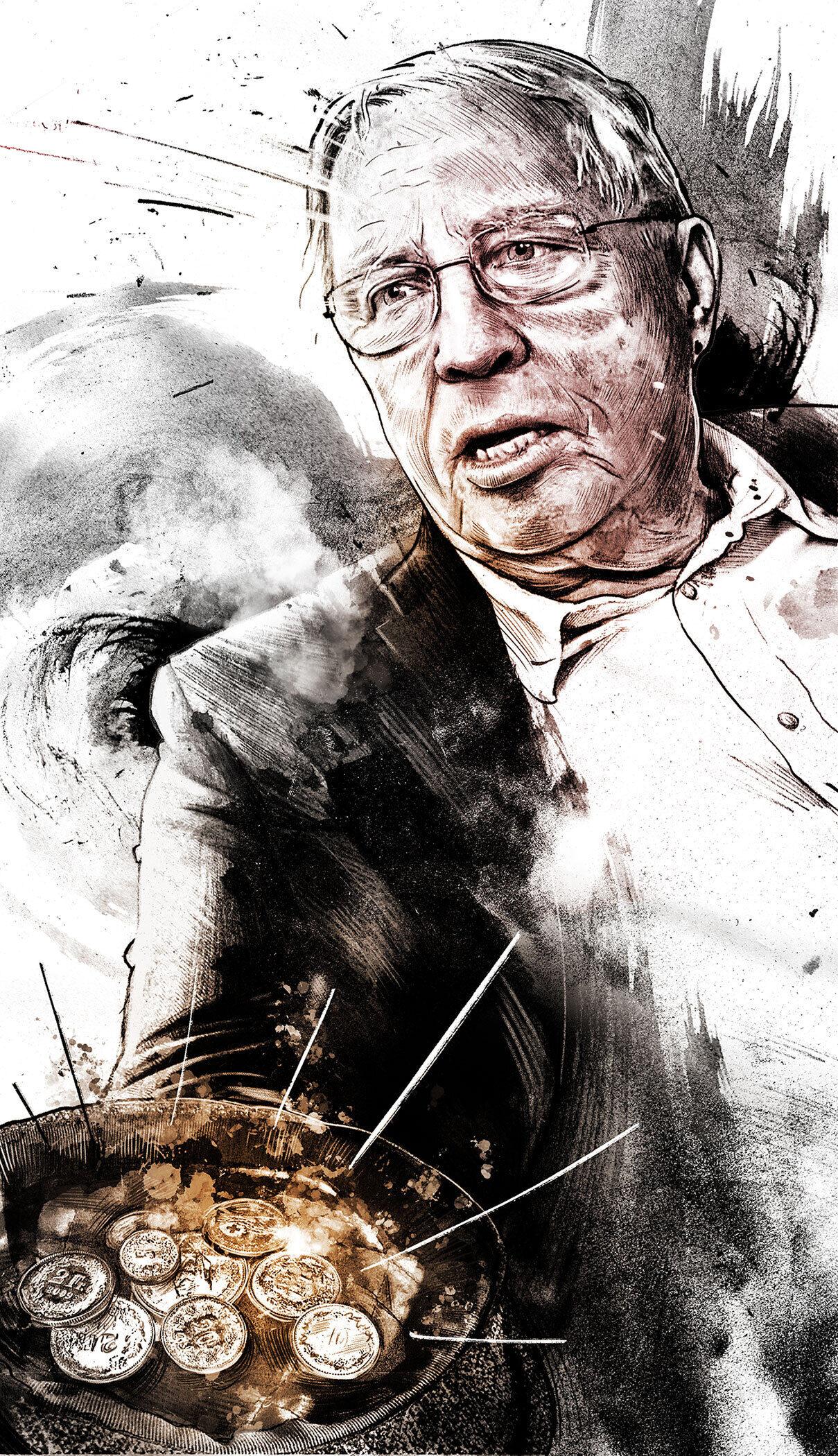 Blocher - Kornel Illustration | Kornel Stadler portfolio