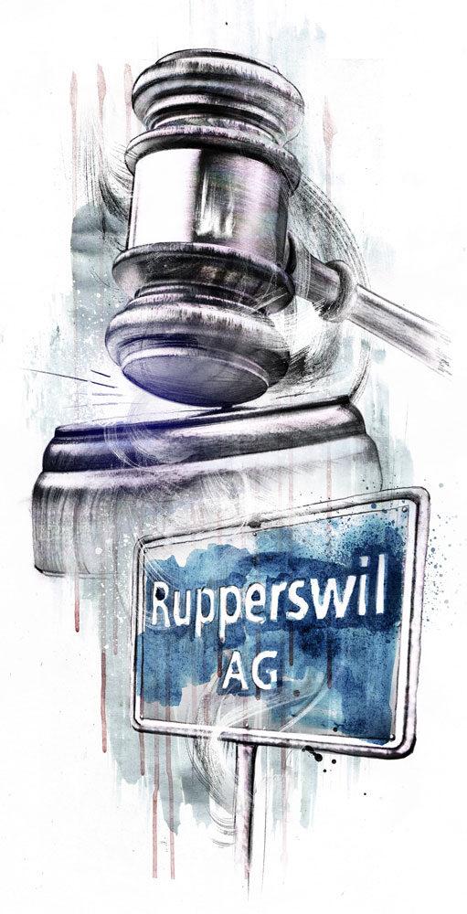 Rupperswil - Kornel Illustration | Kornel Stadler portfolio