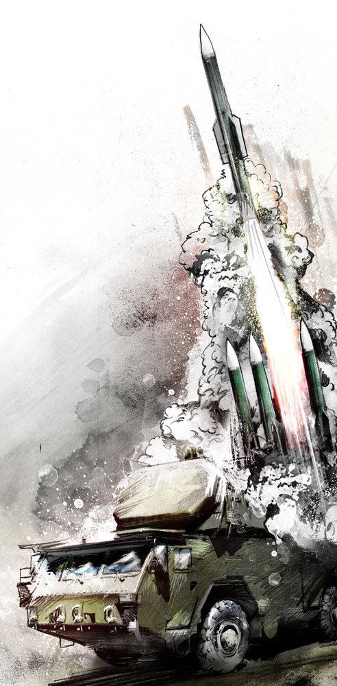 Buk illu - Kornel Illustration | Kornel Stadler portfolio