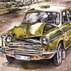Work Taxi1 3002 833 1100 Kornel Illustration | Kornel Stadler
