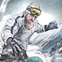 Work Ski 2999 732 1000 Kornel Illustration | Kornel Stadler
