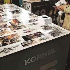 Projects Design Festival Bern 2591 745 1000 Kornel Illustration | Kornel Stadler