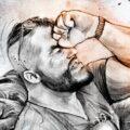 Client Arbeit Mann 31 2918 1103 850 Kornel Illustration | Kornel Stadler
