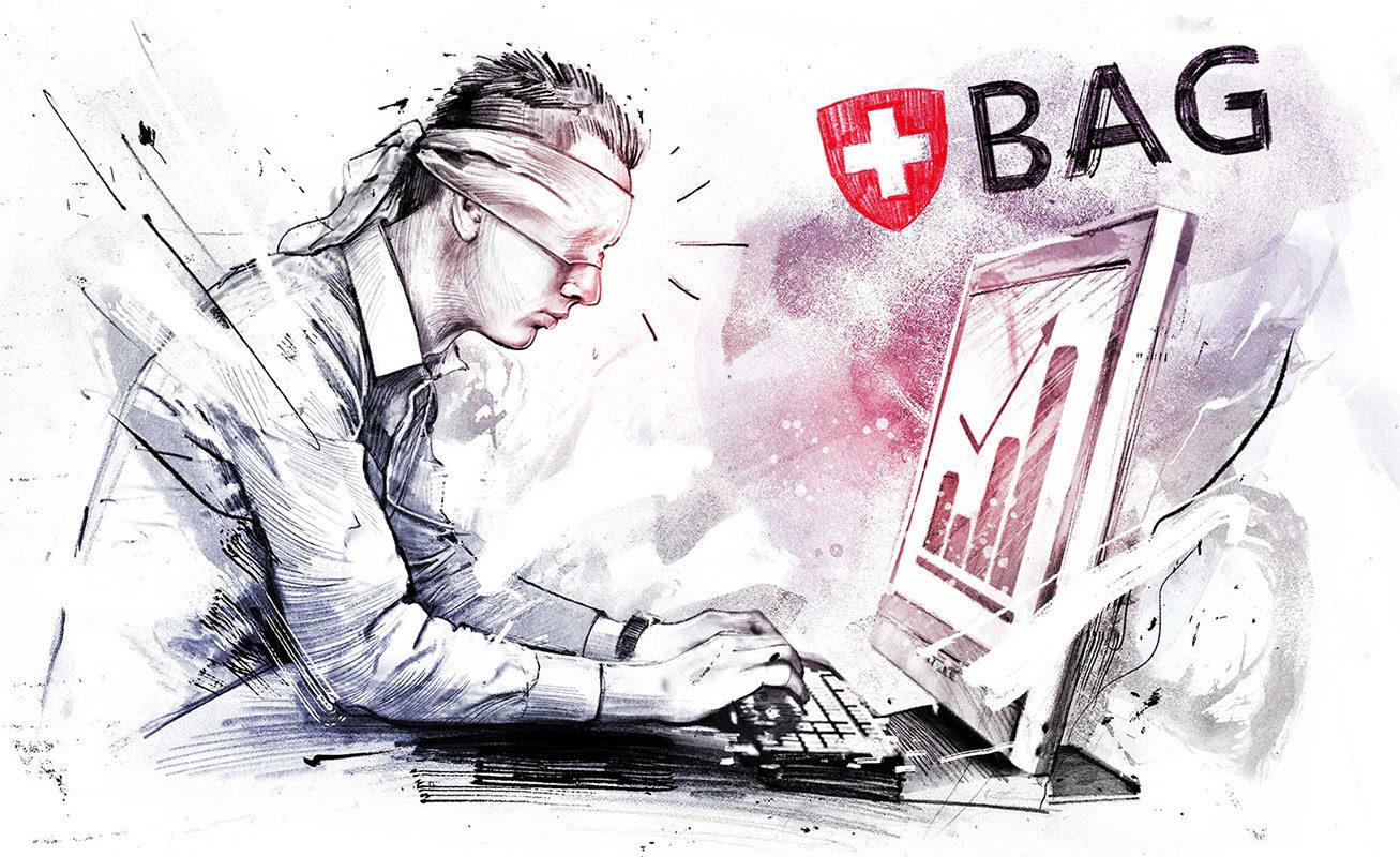 BAG - Kornel Illustration | Kornel Stadler portfolio