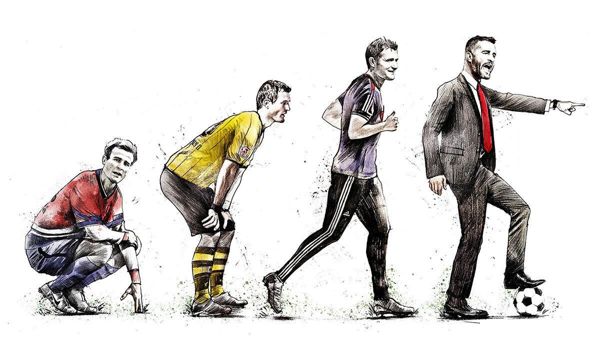 Si sport 21 - Kornel Illustration | Kornel Stadler portfolio