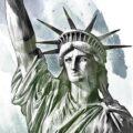 Client Arbeit Dollar statue 2697 488 950 Kornel Illustration | Kornel Stadler