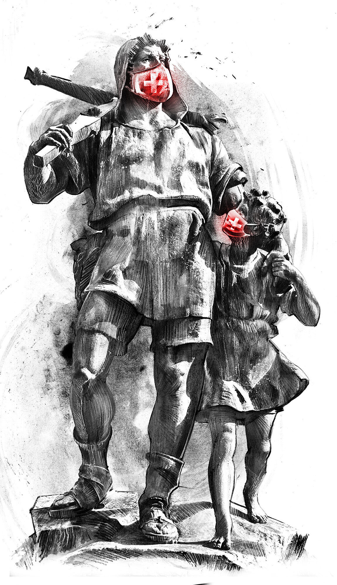 Tell - Kornel Illustration | Kornel Stadler portfolio
