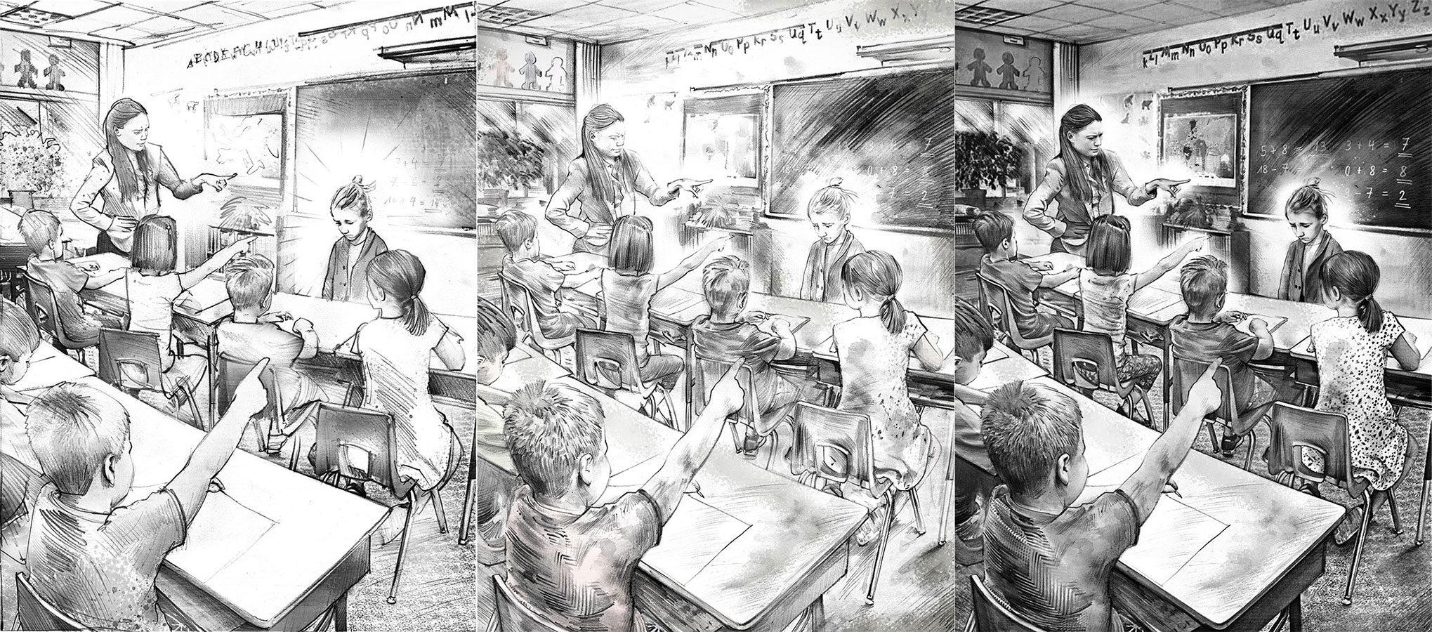 Beobachter 2 2 1 - Kornel Illustration | Kornel Stadler portfolio