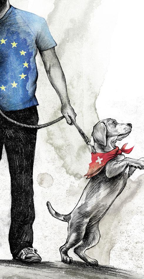 EU CH - Kornel Illustration | Kornel Stadler portfolio