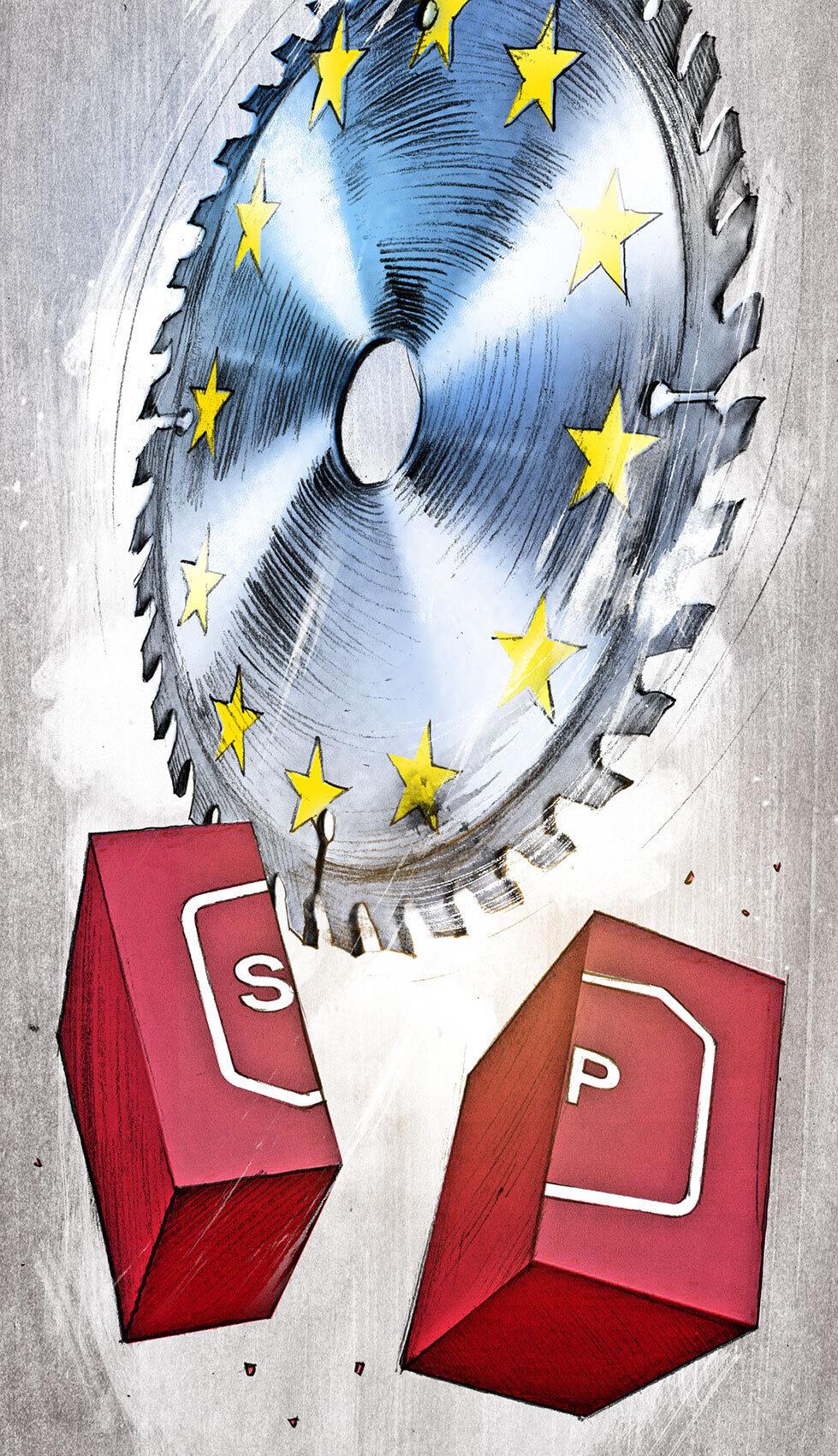SP EU - Kornel Illustration | Kornel Stadler portfolio