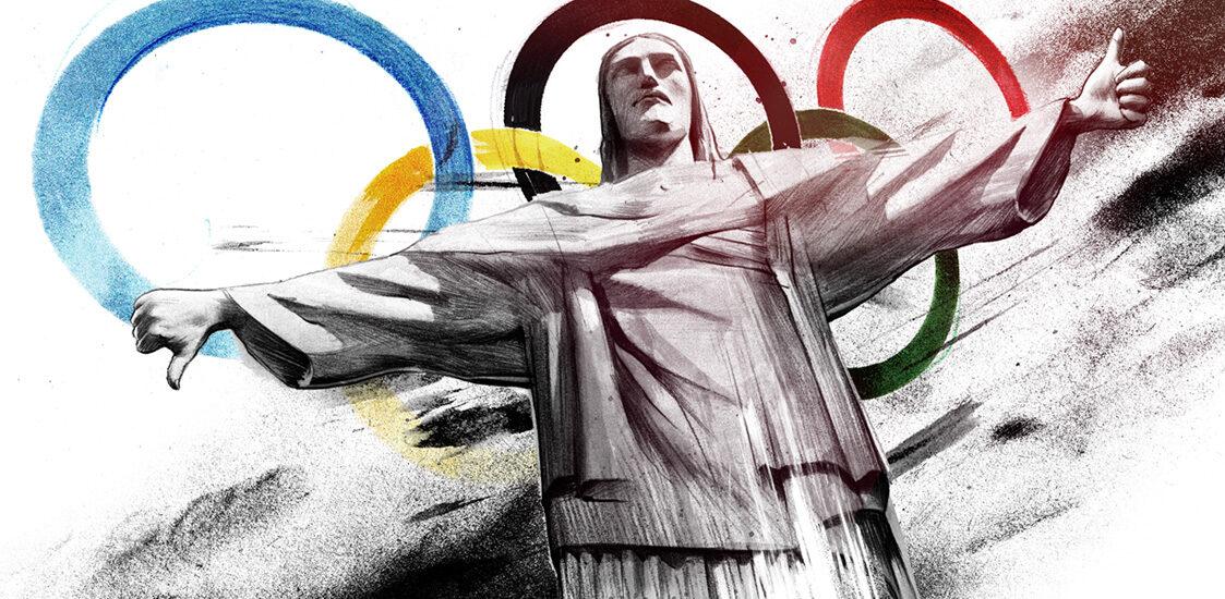Olympia Rio - Kornel Illustration | Kornel Stadler portfolio
