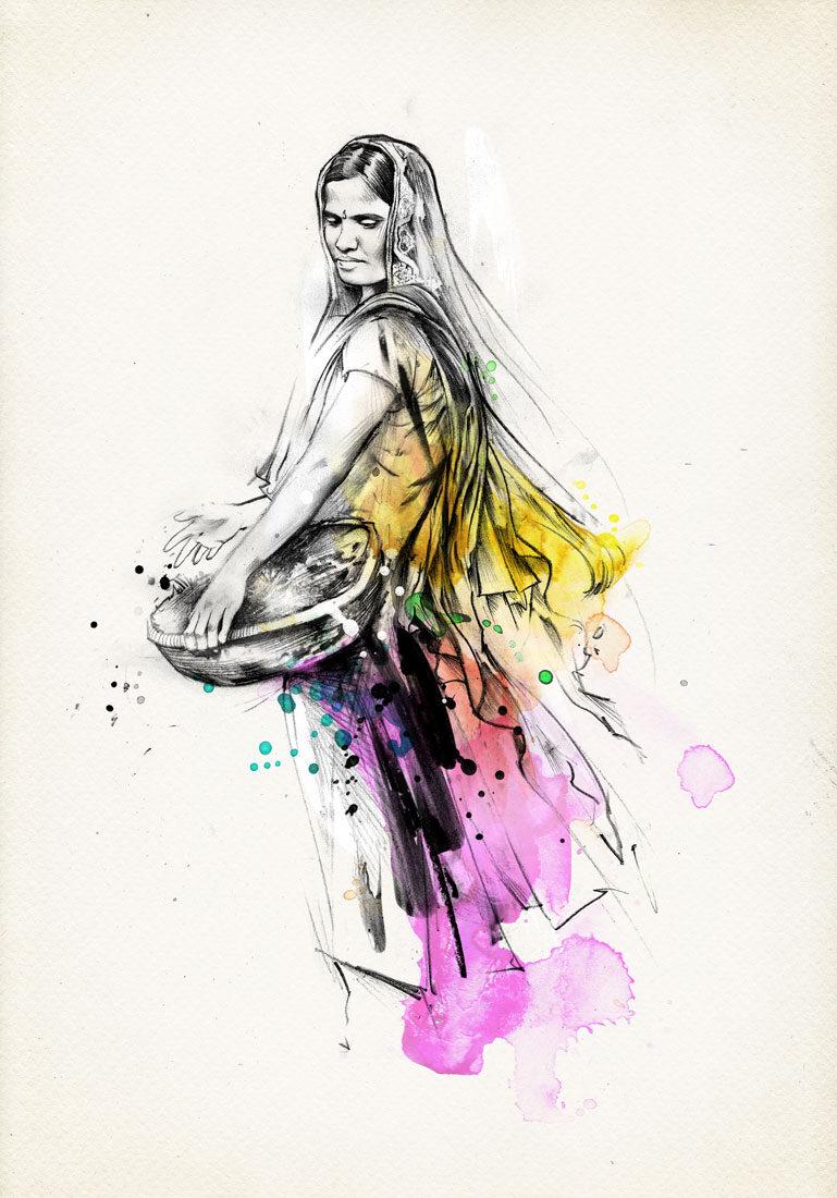 Ecology - Kornel Illustration | Kornel Stadler portfolio