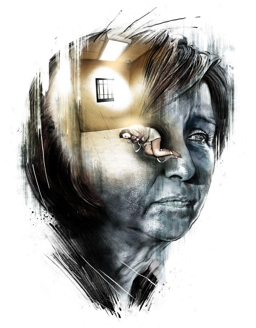 Isolier - Kornel Illustration | Kornel Stadler portfolio