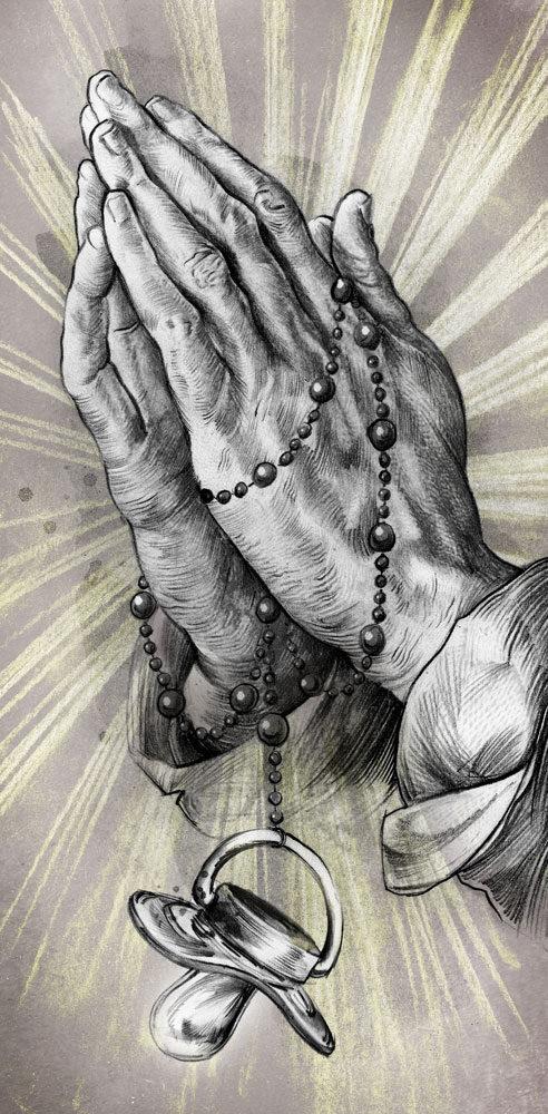 Rosenkranz - Kornel Illustration | Kornel Stadler portfolio