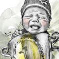 Client Arbeit Baby Pokal 2777 410 800 Kornel Illustration | Kornel Stadler