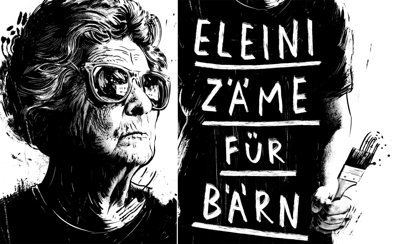 Eleini zaeme 2 - Kornel Illustration | Kornel Stadler portfolio
