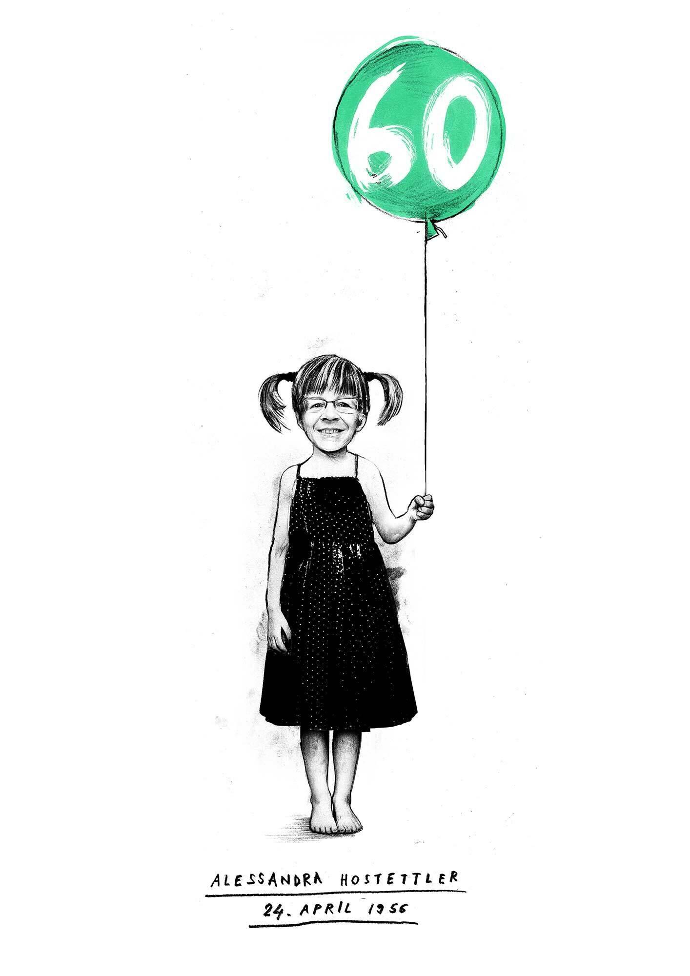 Alessandra Hostettler Illustration - Kornel Illustration | Kornel Stadler portfolio