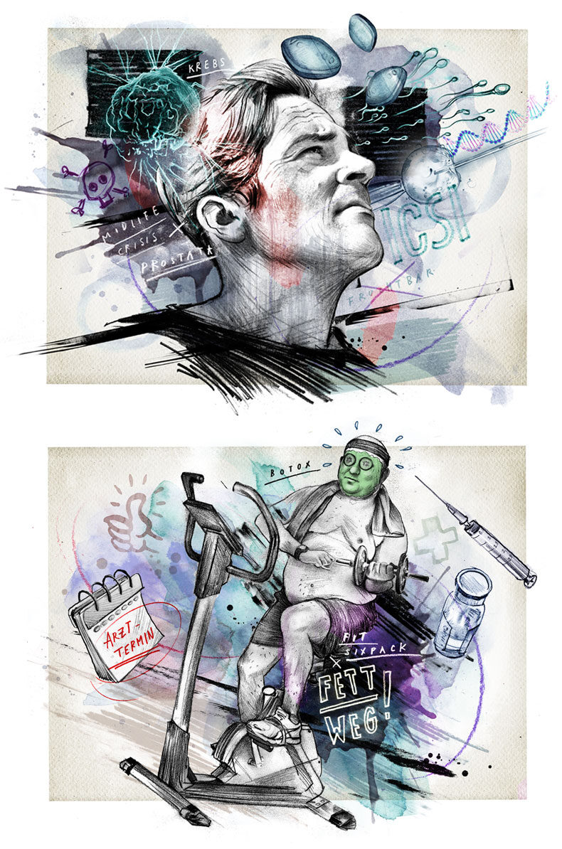 Focus 4 - Kornel Illustration | Kornel Stadler portfolio