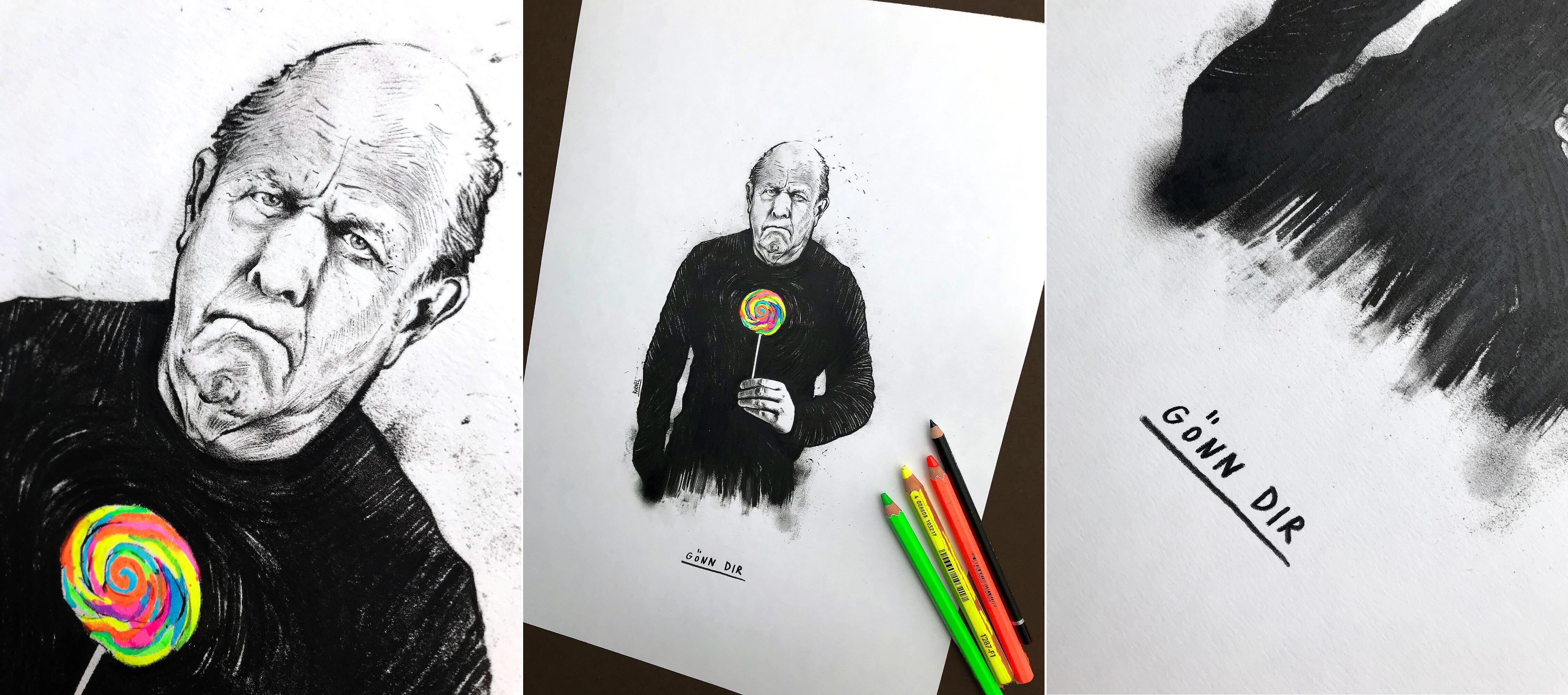 Goenn dir artwork details - Kornel Illustration   Kornel Stadler portfolio