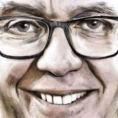 Work Portrait illustration Kornel Illustration | Kornel Stadler