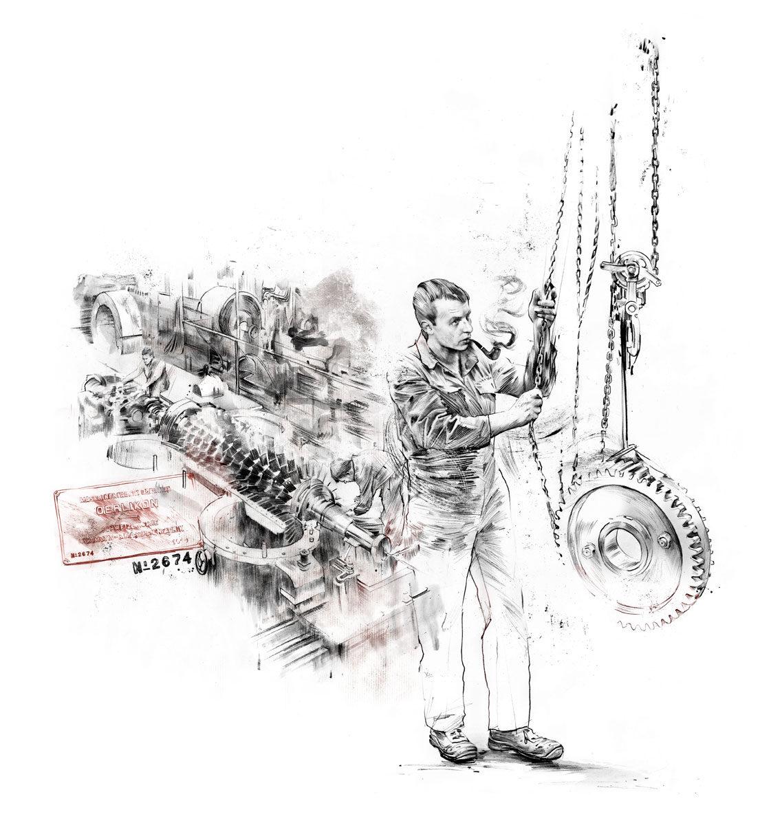 Moor - Kornel Illustration | Kornel Stadler portfolio