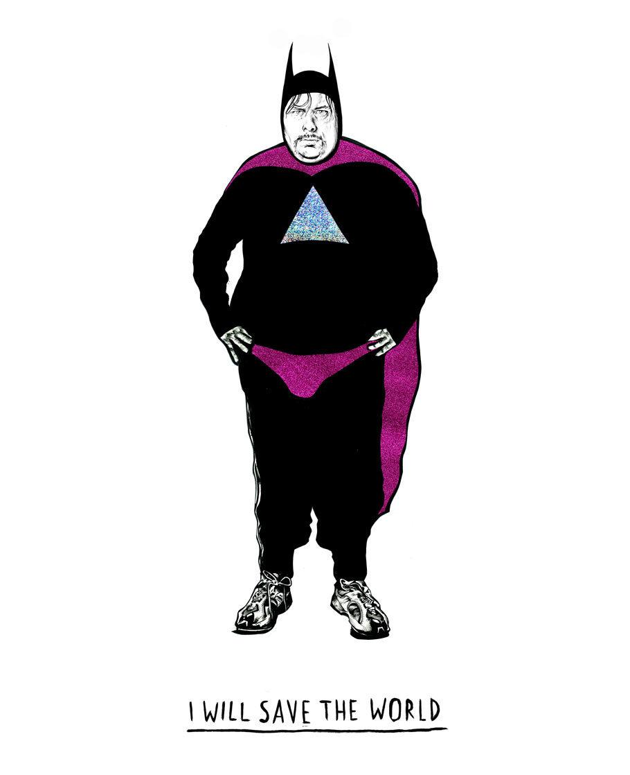 Save the world - Kornel Illustration   Kornel Stadler portfolio