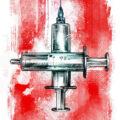 Client Arbeit Impfung Schweiz Kornel Illustration | Kornel Stadler