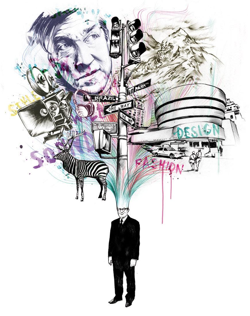 Inline Inspiration - Kornel Illustration | Kornel Stadler portfolio