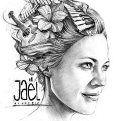 Work CD cover arwork jael acoustic Kornel Illustration | Kornel Stadler