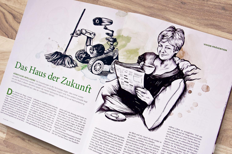 Bild 6 - Kornel Illustration | Kornel Stadler portfolio