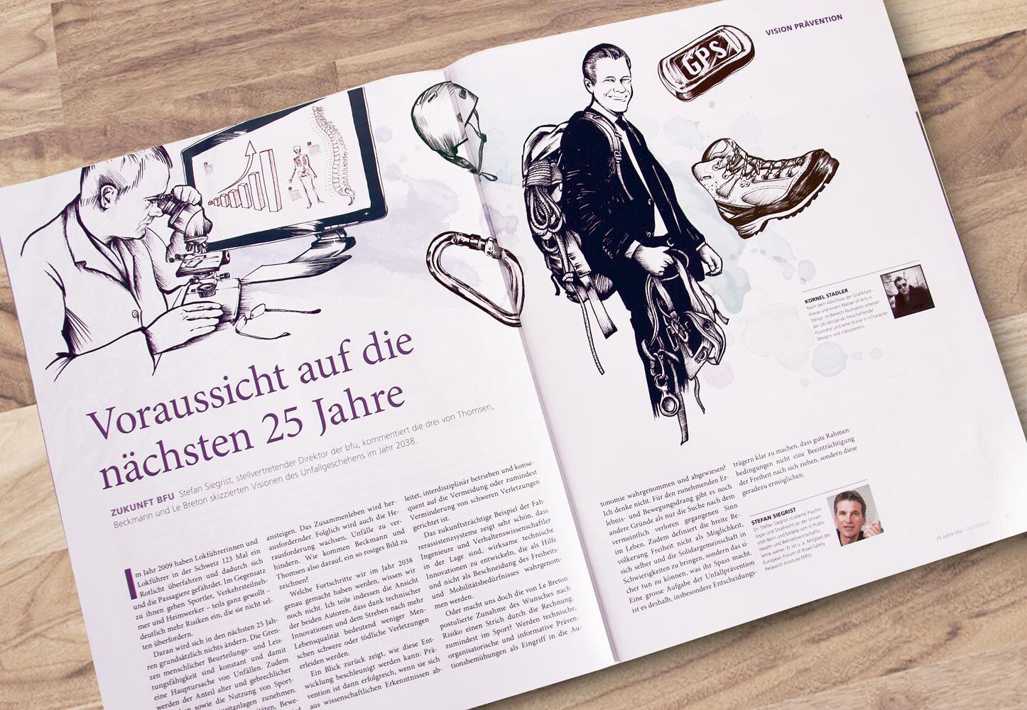 Bild 8 - Kornel Illustration | Kornel Stadler portfolio