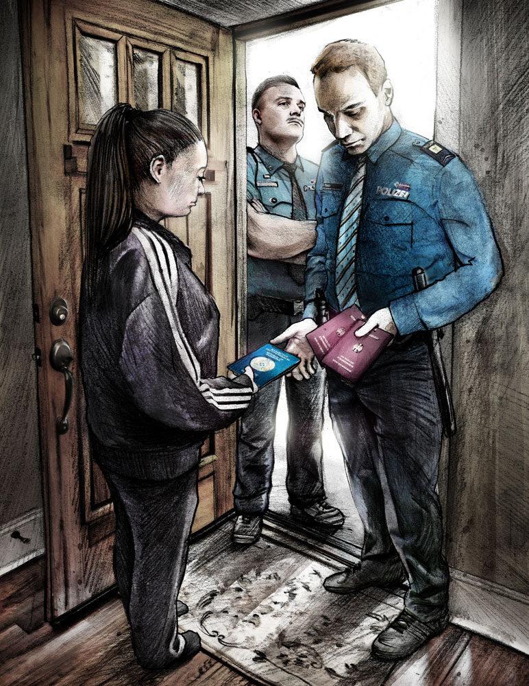 Aufmacher - Kornel Illustration | Kornel Stadler portfolio