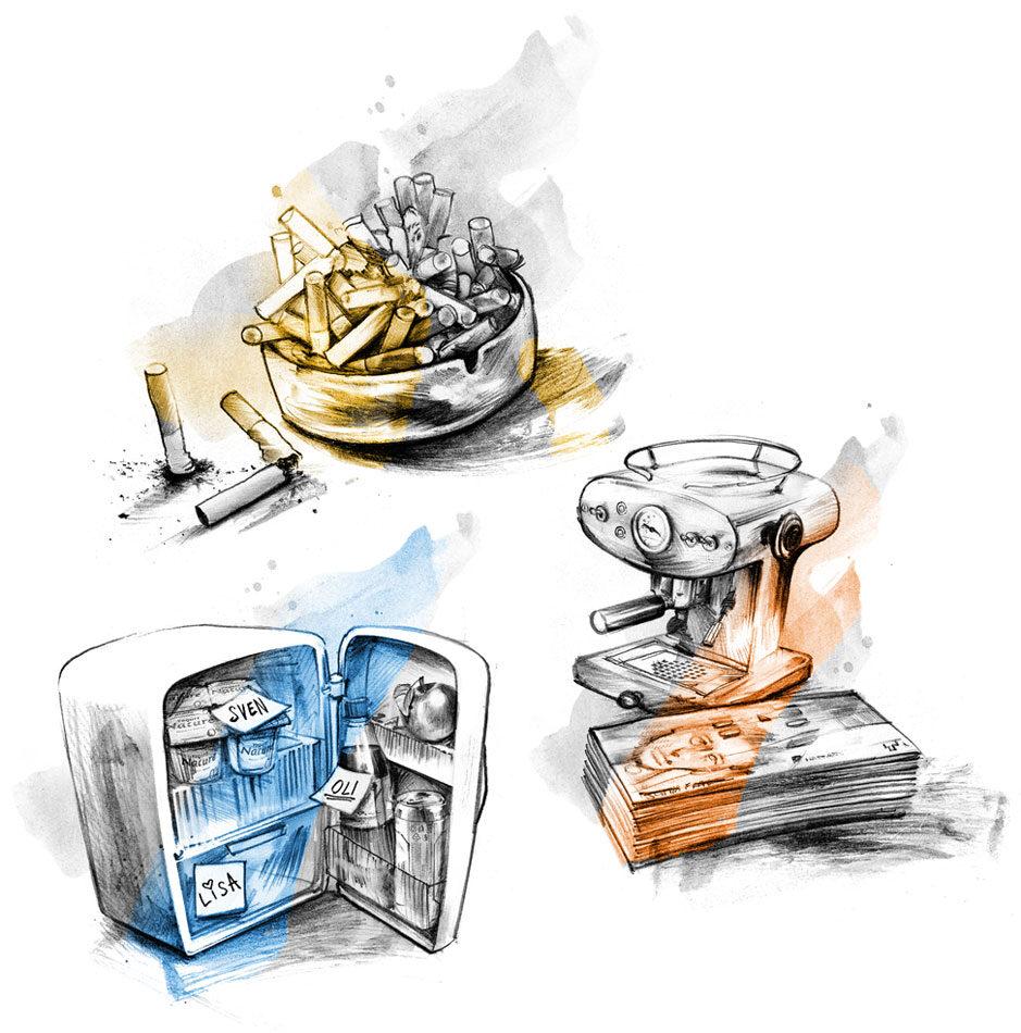 WG Illus - Kornel Illustration | Kornel Stadler portfolio