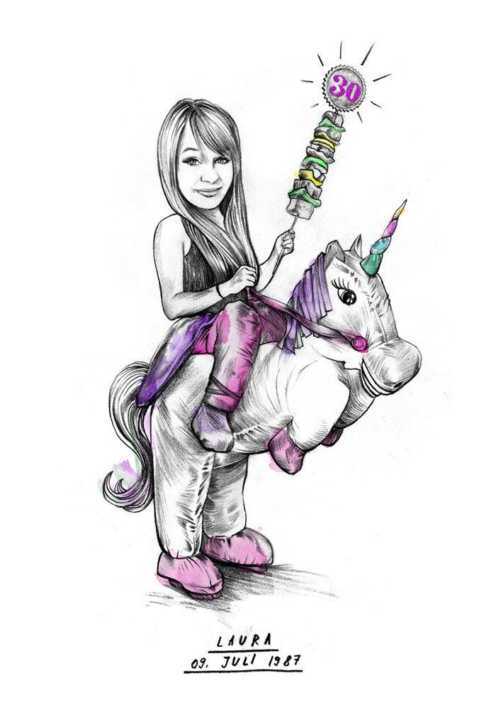 Laura - Kornel Illustration | Kornel Stadler portfolio