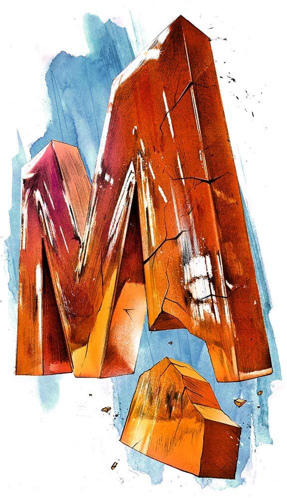 Migros1 - Kornel Illustration | Kornel Stadler portfolio