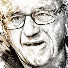 Work Portraits portrait illustration editorial portraitdrawing Kornel Illustration | Kornel Stadler