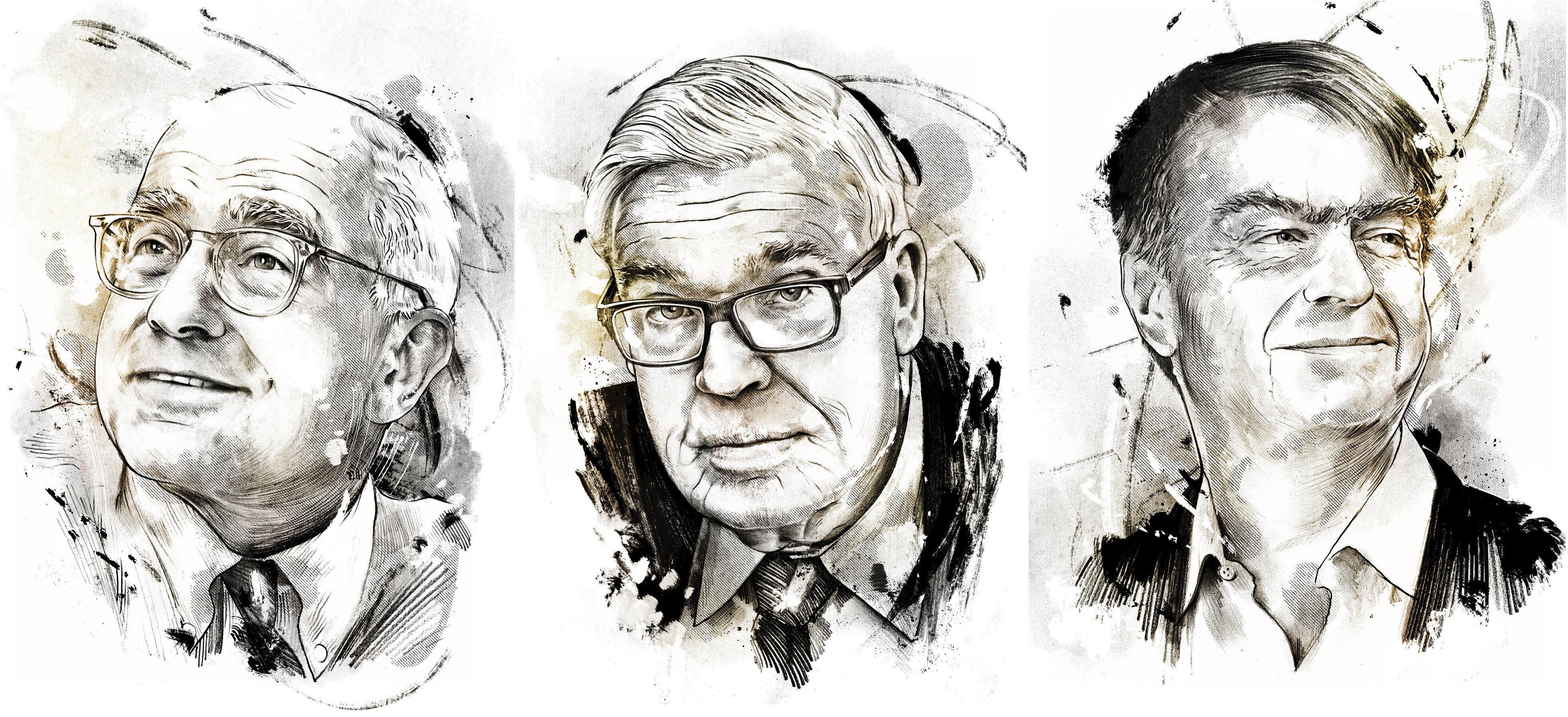 Portraits portrait illustration editorial portraitdrawing 2 - Kornel Illustration   Kornel Stadler portfolio